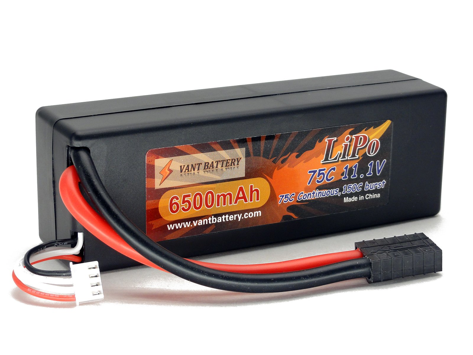 Best Rated In Toy Rc Car Batteries Chargers Helpful Customer High Current Battery Charger 111v 6500mah 3s Cell 75c 150c Hardcase Lipo Pack W Traxxas