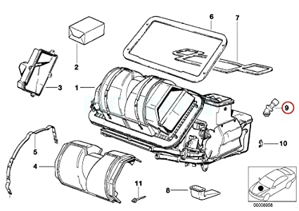 E30 Gas Tank