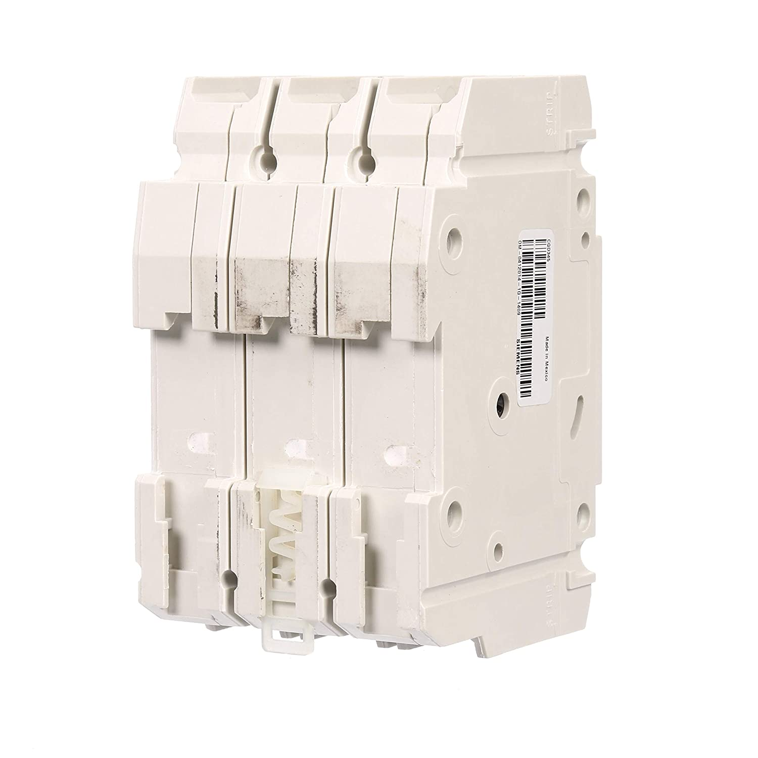 Siemens CQD345 45-Amp Three Pole 480//277V AC 14KAIC Cable In//Cable Out Breaker Siemens HI