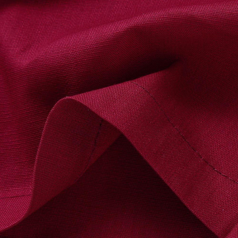 kaifongfu Mens Shorts Summer Linen Cotton Solid Beach Casual Elastic Waist Classic Fit Plus Size Pants