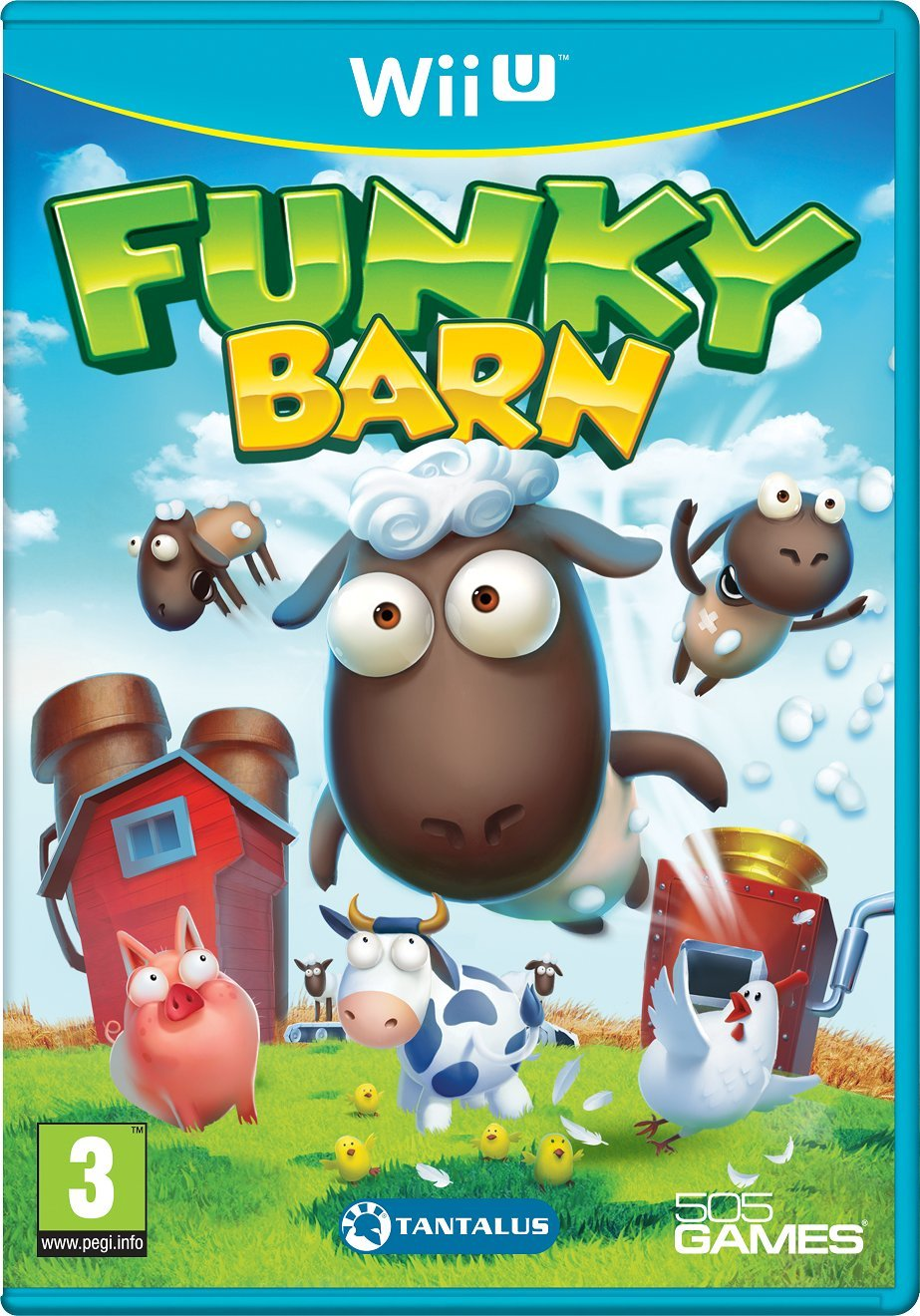 Funky Barn Nintendo Wii U Amazoncouk PC Video Games