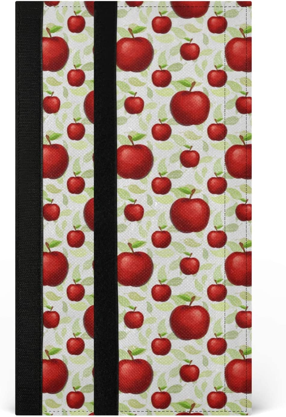 Apples Refrigerator Door Handles Covers 2 Piece Washable Protective Covers for Electrical Kitchen Keep Kitchen Appliance Clean from Smudges, Drips, Food Stains, Oil