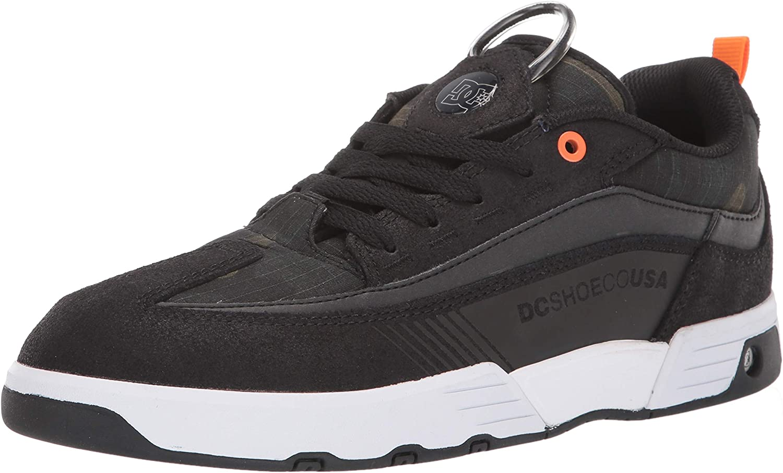 Amazon.com: DC Men's Legacy 98 Slim Se Skate Shoe: Shoes