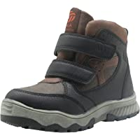 Non-slip Winter Kid's Shoes Boy's Winter Snow Hiking Boots (Toddler/Little Kid) cozy