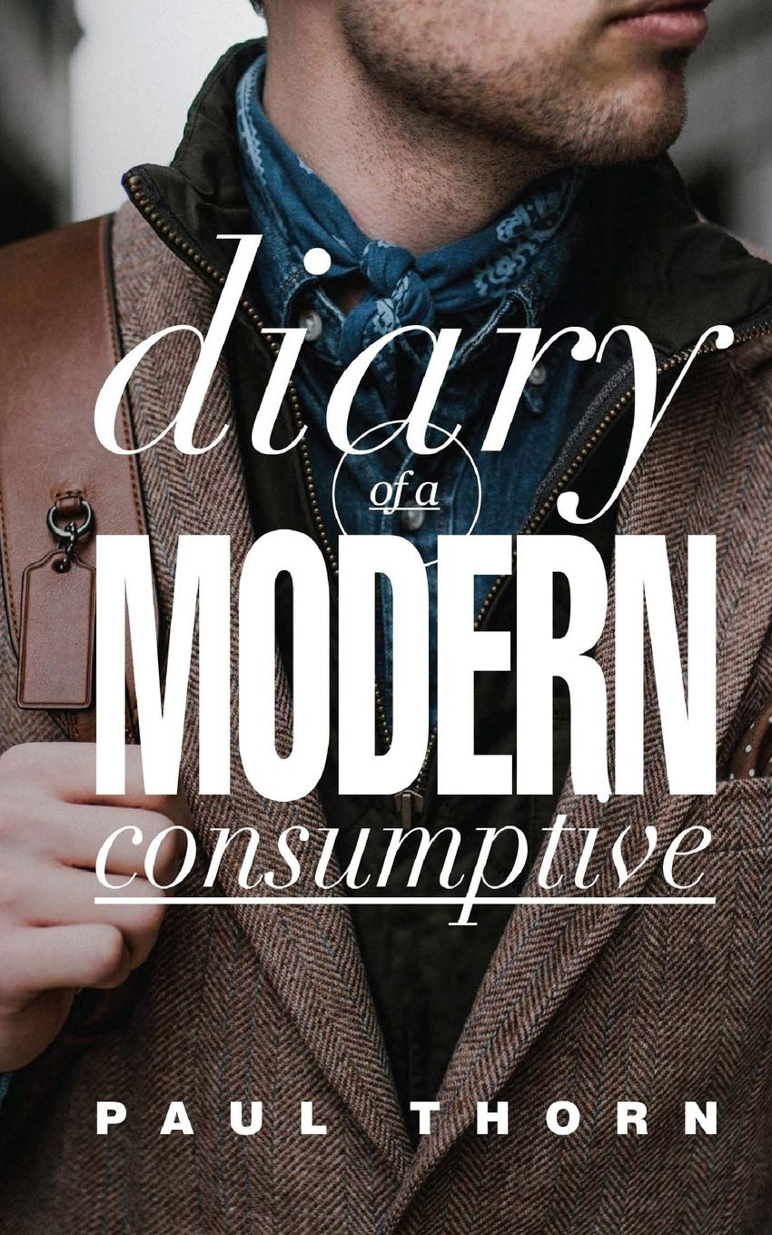 Diary of a Modern Consumptive Paperback – September 9, 2018 Paul Thorn 1717200885 Health/Fitness Non-Fiction
