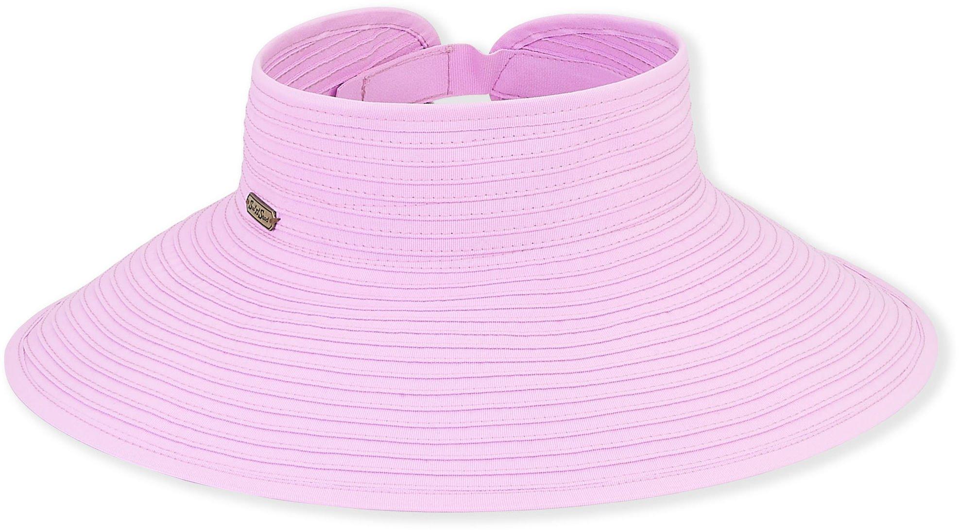Sun 'N' Sand Roll Up Hat (H-Lavender)