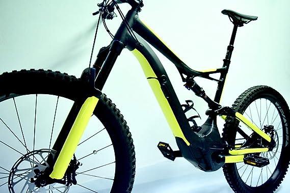 Bike Garage película Protectora para Specialized Turbo Levo Transparente Brillante: Amazon.es: Deportes y aire libre