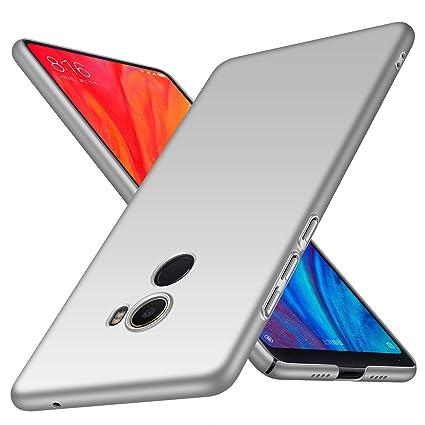 Amazon.com: Xiaomi Mi Mix 2 Funda, Almiao [Ultra-delgada ...