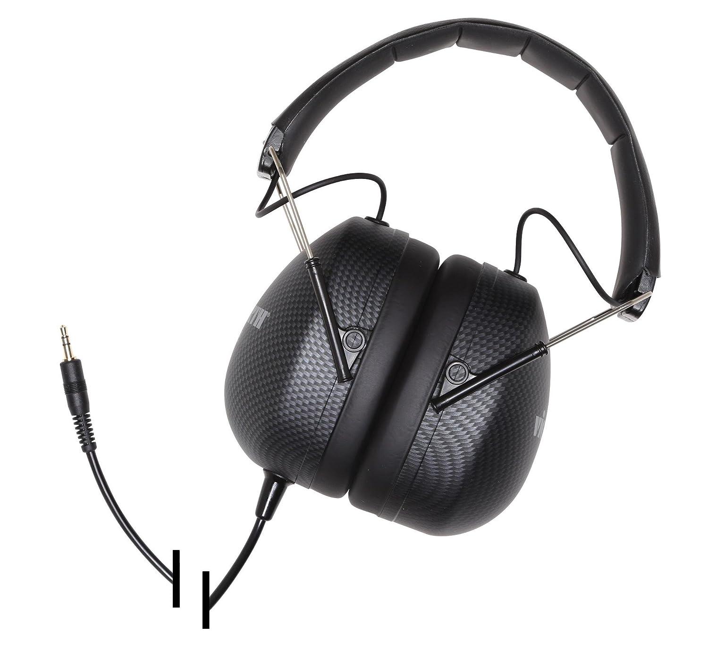 VIC FIRTH SIH 2 Stereo Isolation Headphones Kopfhörer und Gehörschutz, Schwarz SIH2