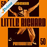Little Richard Fifty Rockin Favourites