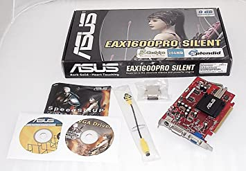 ASUS EAX1600PRO SILENT TD 512M WINDOWS VISTA DRIVER