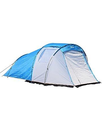 MQQ Super Light Rainstorm Tenda 2 Persone 4 Season 20D Doppio Strato di Silicone Ultraleggero ad Alta Quota di Campeggio Esterno Tende