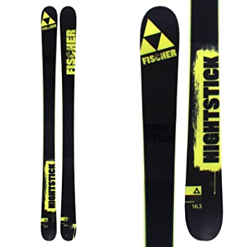 f9effae41c Fischer Nightstick Downhill Ski