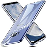 Samsung Galaxy S8 Cover, ESR Ultra Leggera e Chiara cover in TPU, Custodia in Silicone Trasparente Gel Morbido per Samsung Galaxy S8 (2017)