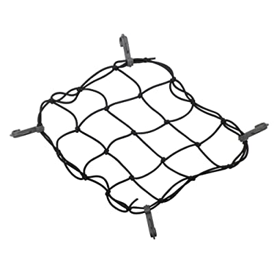 Delta Mega Rack Bicycle Cargo Net: Sports & Outdoors