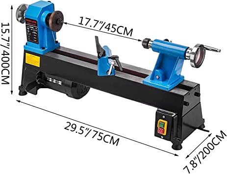 Mophorn  Wood Lathes product image 2