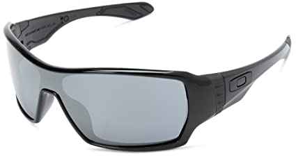 buy oakley offshoot sunglasses polarized men s polished black rh amazon in