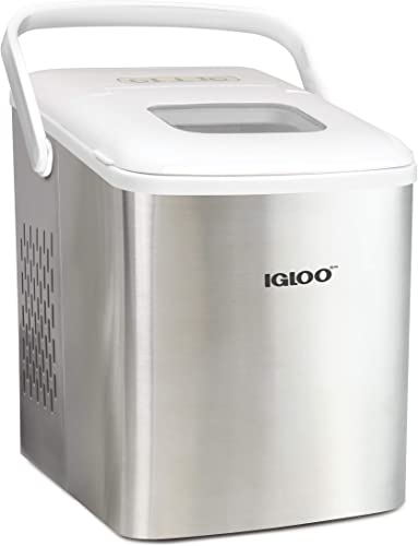 Igloo-ICEB26HNSSWL-Stainless-Steel-Automatic-Self