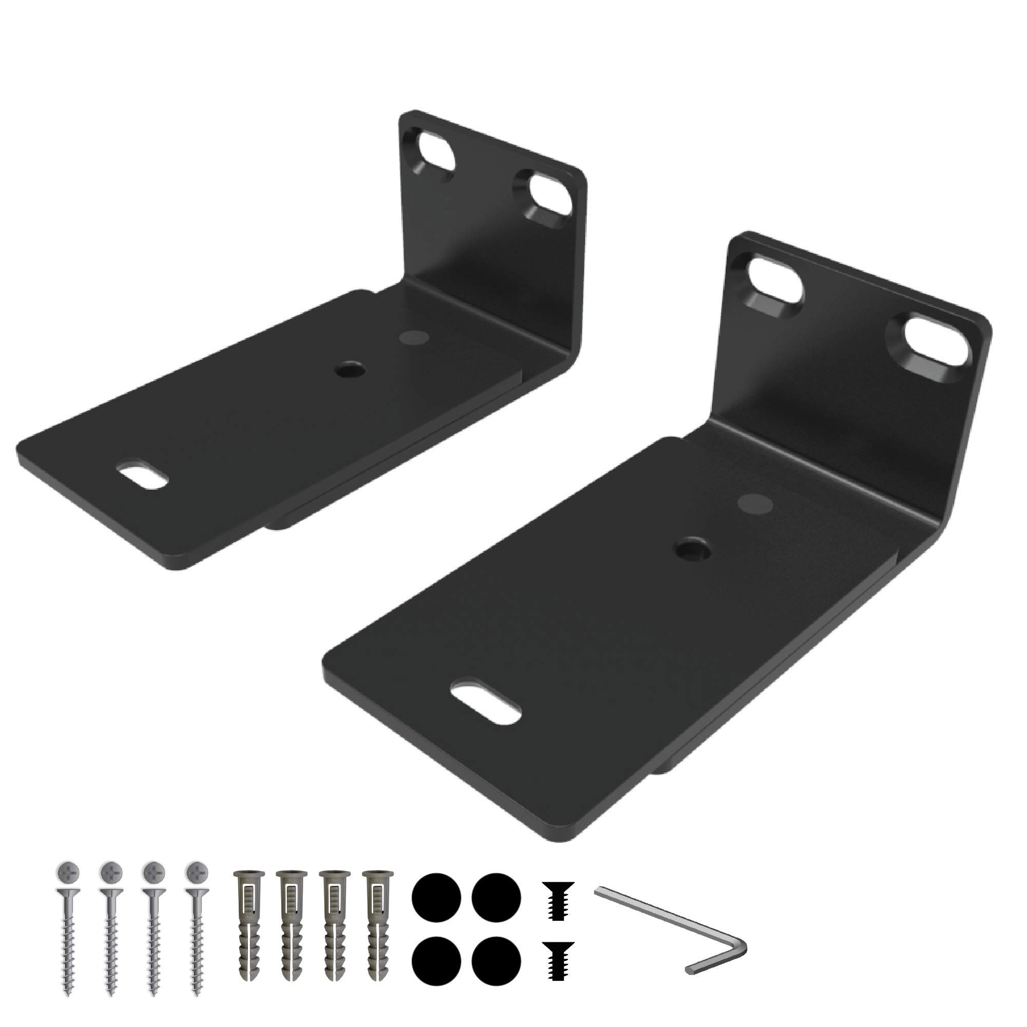 Soundbar 500/700 & Soundtouch 300 Adjustable Wall Mount Kit for Bose Sound bar 500 & 700 + Sound Touch 300 with Mounting Accessories, Designed in The UK by Soundbass by Sound bass