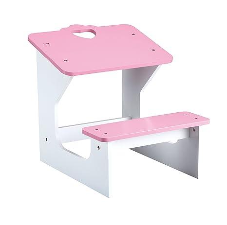 amazon com beverly hills doll school desk fits american girl 18 rh amazon com american girl desk costco american girl desk and school set costco