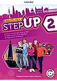 Step up. Student's book-Workbook. Con Studyapp, Mind map, 16 eread, hub. Per la Scuola media. Con ebook. Con espansione online. Con DVD-ROM: 2