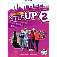 Step up. Student's book-Workbook. Con Studyapp, Mind map, 16 eread, hub. Per la Scuola media. Con ebook. Con espansione online. Con DVD-ROM [Lingua inglese]: 2