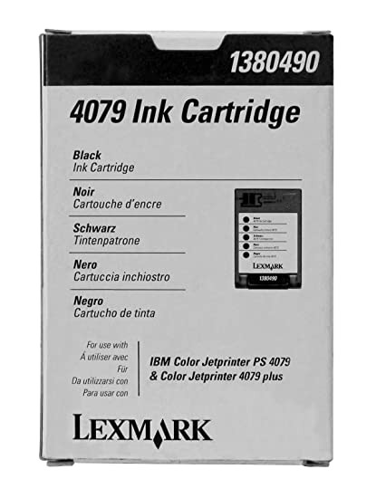 Lexmark Black Ink Cartridge Cartucho de Tinta Original Negro ...