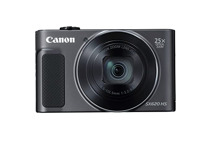 Canon 1072C020 PowerShot SX620 HS – Schwarz