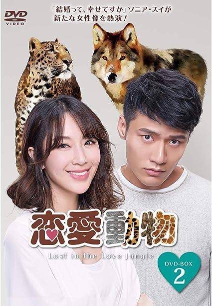 [DVD]恋愛動物 DVD-BOX2