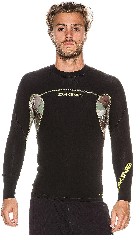 67b4ba6e613a3 Amazon.com: New Dakine Surf Men's 2Mm Neo Jacket Ls Neoprene Camo: Sports &  Outdoors