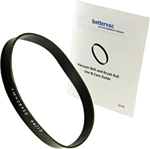 Bissell Aeroswift, PowerSwift & Powertrak Compact Vacuum Belt #1600319 Bundled with Use and Care Guide