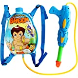 Toyshine Holi Water Gun with Pressure with Back Holding Tank (1.0 L)