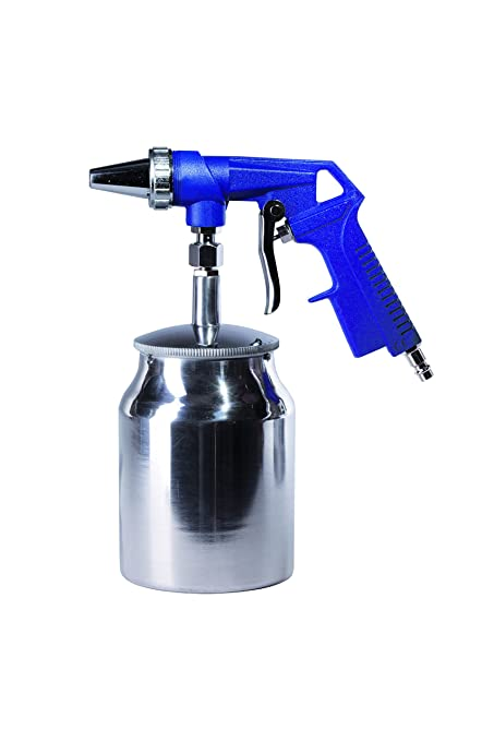 Sand Blaster St/Compressed Air Gun with Suction Feed Bottle