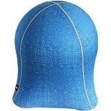 スパイス デザイン小物 デニム柄ネイビー&ブルー 約47x47x51cm WKC103NY