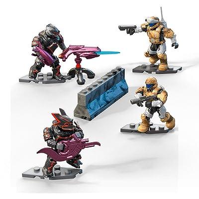 Mega Construx Halo Fireteam Odsts Vs Brutes: Toys & Games