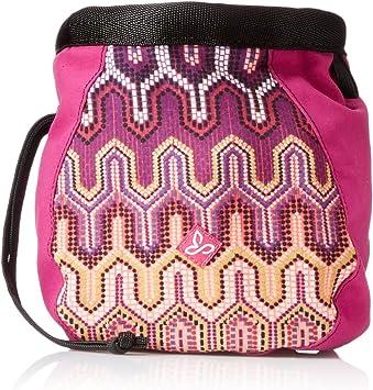 Prana Large - Bolsa de magnesio para Escalada, Color Rosa ...