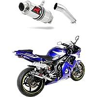 Dominator Exhaust silenciador de escape GP I Yamaha