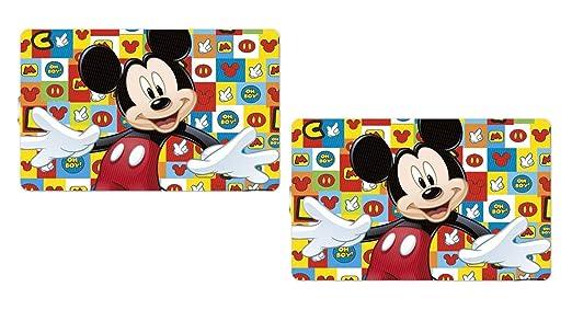 2 mesa documentos/tischd esquina Chen/Place Mat de Disney ...