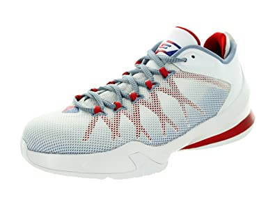 outlet store 6158a b6f6c Jordan Nike Kids CP3.VIII AE BG White Game Royal SPRT RDD