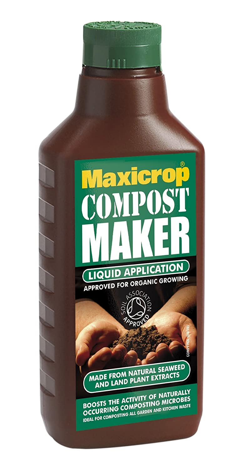 Maxicrop PPSI61L Plus Sequestered Iron, 1 Litre, Blue Decco Ltd 554261