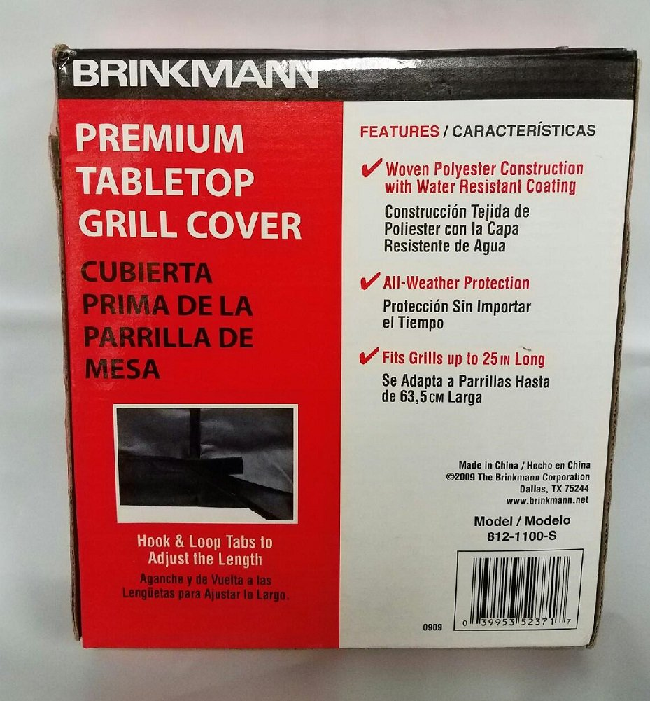 MEKBOK Table Top Gas Grill Cover