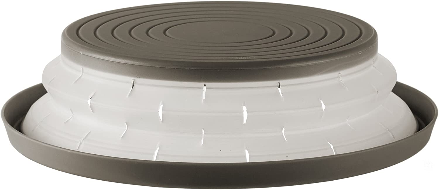 Prep Solutions by Progressive Collapsible Microwave Food Cover ,