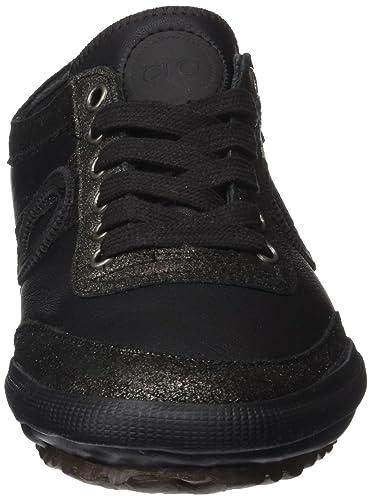 Womens Ido Trainers, Black (Black 009), 7.5 UK Aro