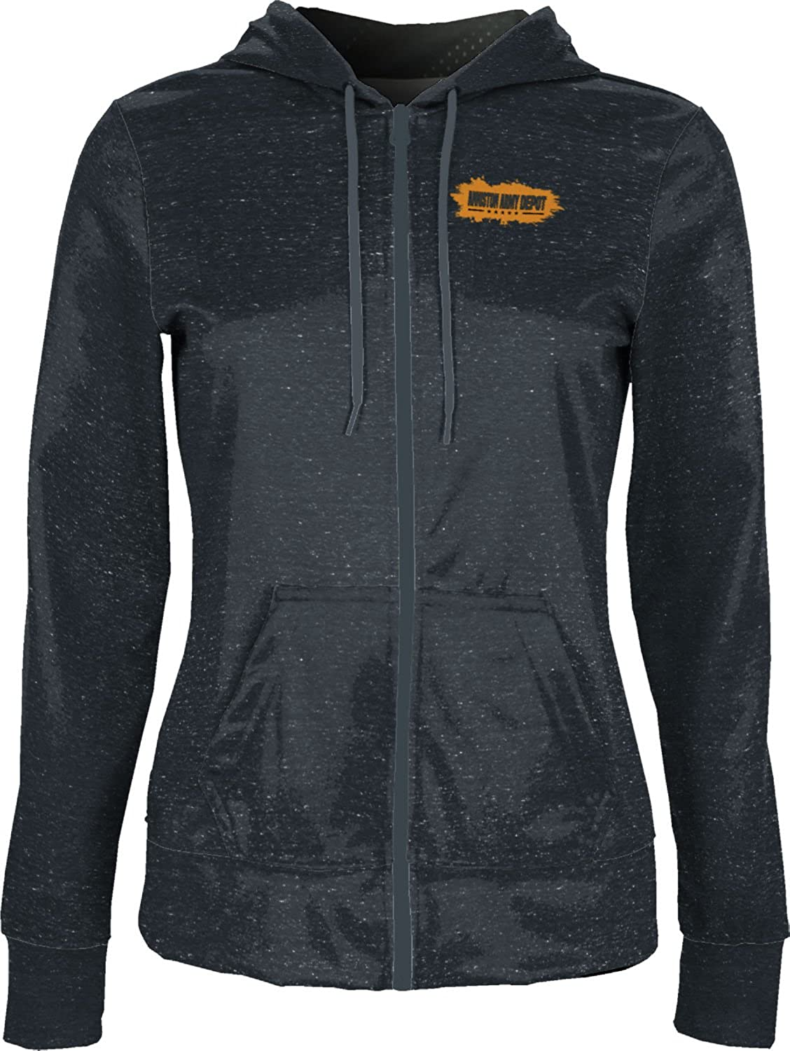 ProSphere Women's Anniston Army Depot Military Heather Fullzip Hoodie