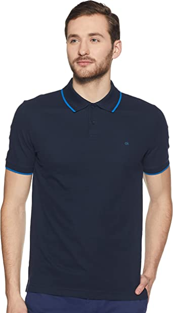 Calvin Klein K10K103019 Polo Hombre: Amazon.es: Ropa y accesorios