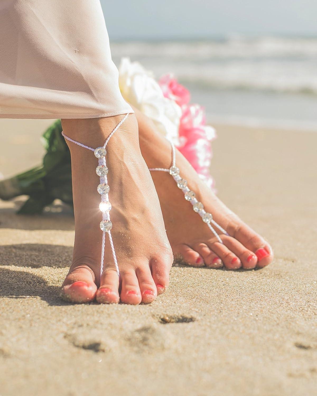 b87d9bfc635 Amazon.com  Barefoot Sandals