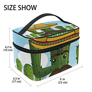 3f51742def4f Amazon.com : GIOVANIOR Cactus Character With Mexican Hat Large ...