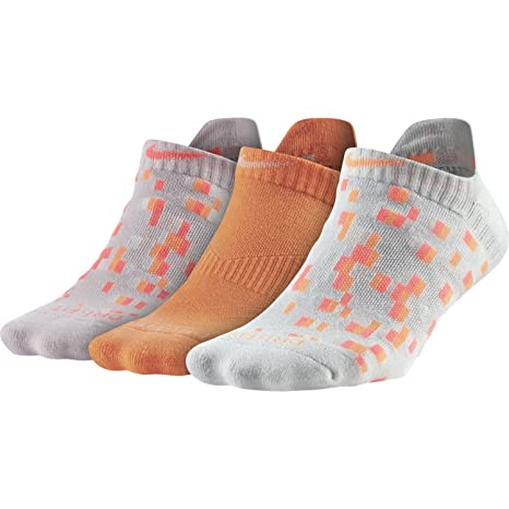 Nike SX5606-905, Calcetines Para Mujer, Multicolor, M, Pack ...