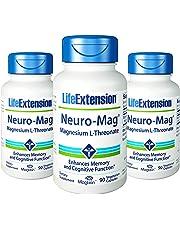 Life Extension Neuro-mag Magnesium L-threonate 90 X 3