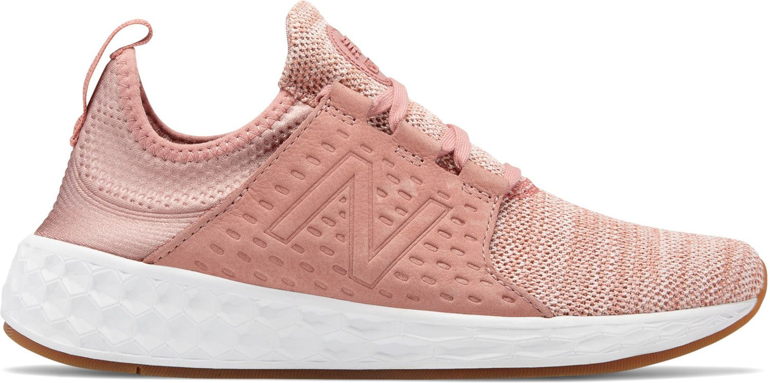New Cruz Balance Women's Fresh Foam Cruz New V1 Retro Hoodie Running Shoe B0751Q8T9H 10 B(M) US|Pink 31b1c7